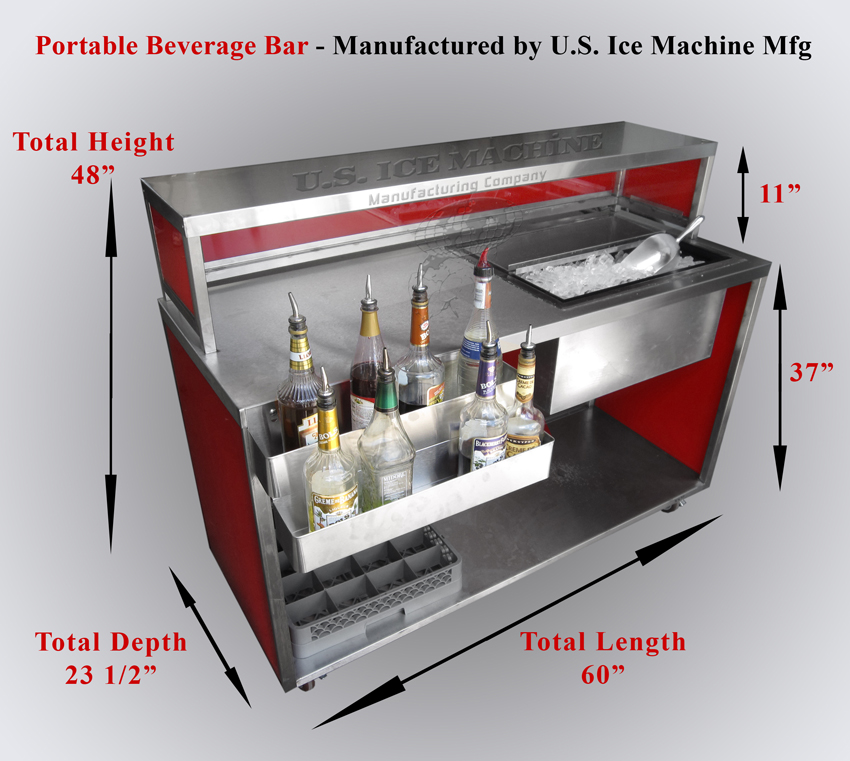 The gallery for home bar dimensions for Home bar dimensions