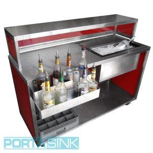 Portable Beverage Bar